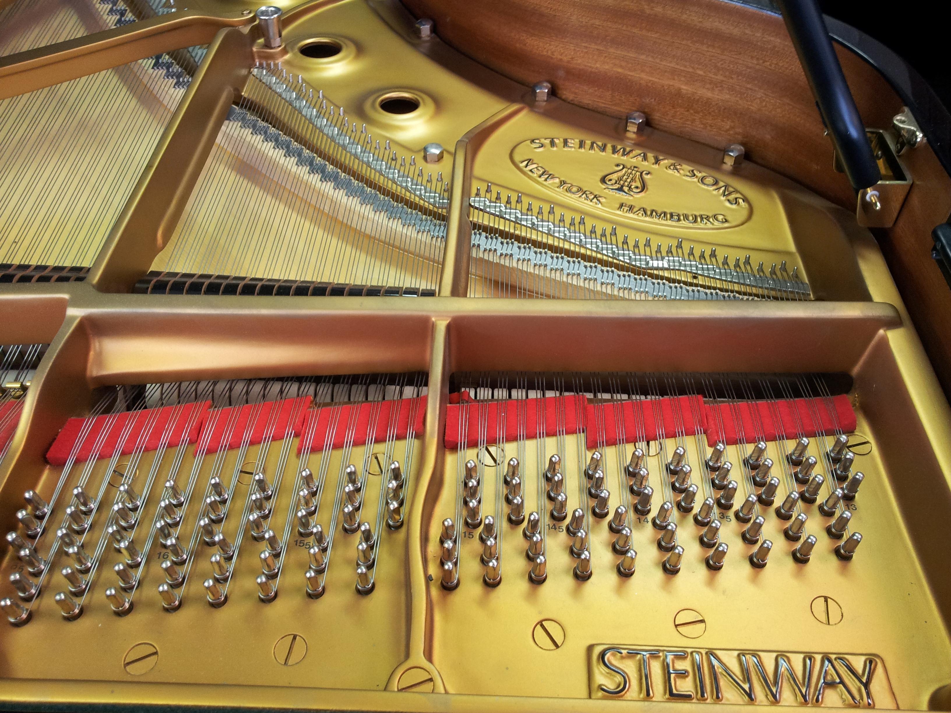RESTAURATION DE PIANO
